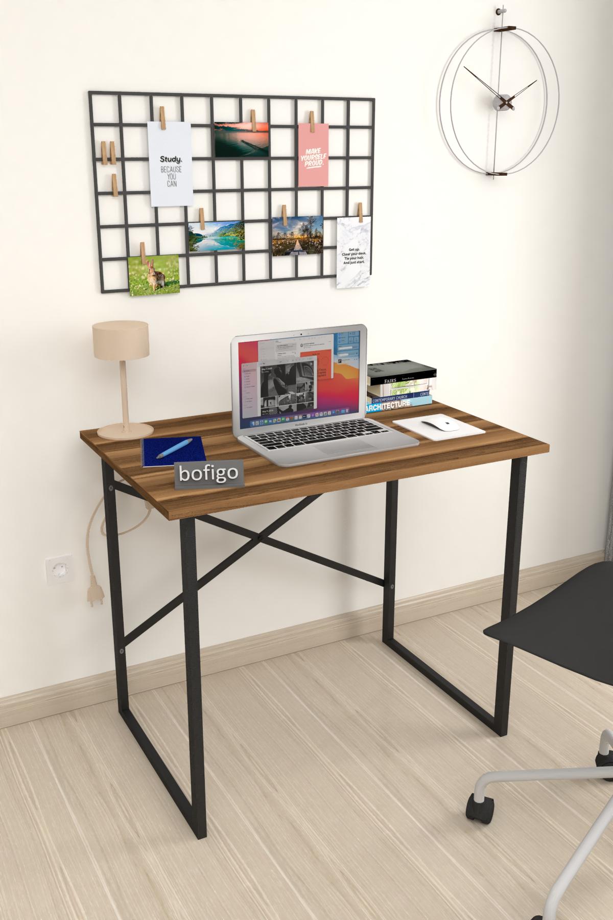 Bofigo Çalışma Masası 60x90 cm Ceviz