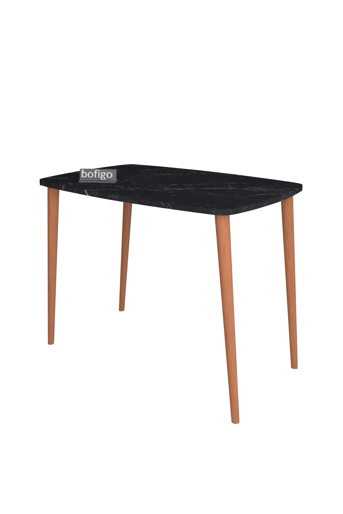 Bofigo Ahşap Ayaklı Çalışma Masası 60x90 Cm Bendir