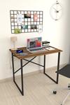 Bofigo Desk 60x90 cm Walnut